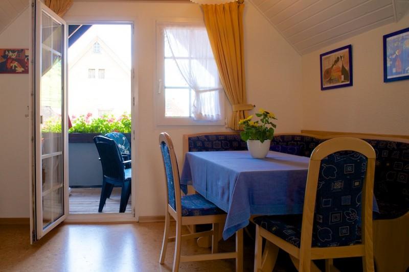Appartement Flieder im Ferienhaus Anja