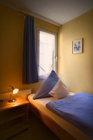 Schlafbereich mit 2 Betten